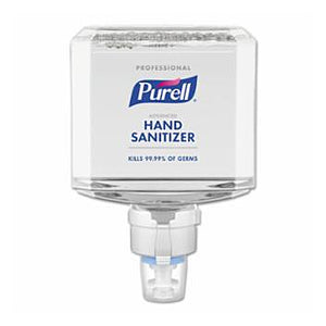 Purell Professional Advanced Hand Sanitizer Foam Cranberry for ES4 Dispenser 1200 mL Image