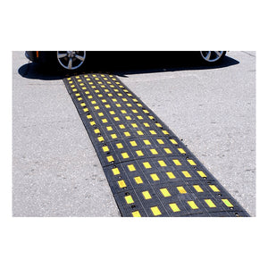 Safety Rider Rubber Speed Bump Image