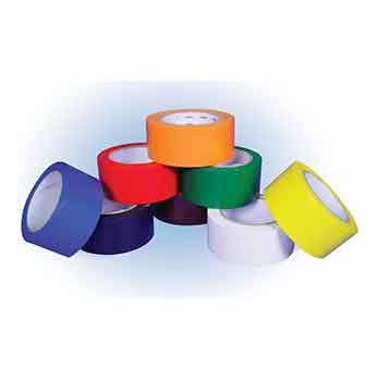Color Safety Tape Eight  Colors - Main Image