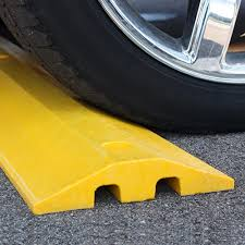 Solid Plastic Speed Bumps