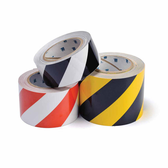 ToughStripe® Striped Tape Rolls Multi Image