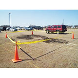 T-CAp Cone Topper In Use Parking Lot Image