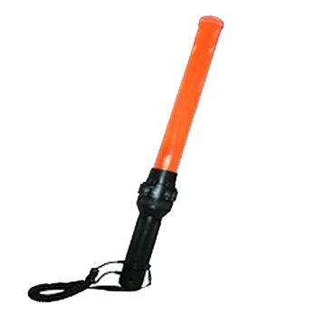 Traffic Control Baton With Megaphone and Rechargeable Battery Image