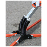 Twin Flex Sign Stand - for Roll-Up Sign