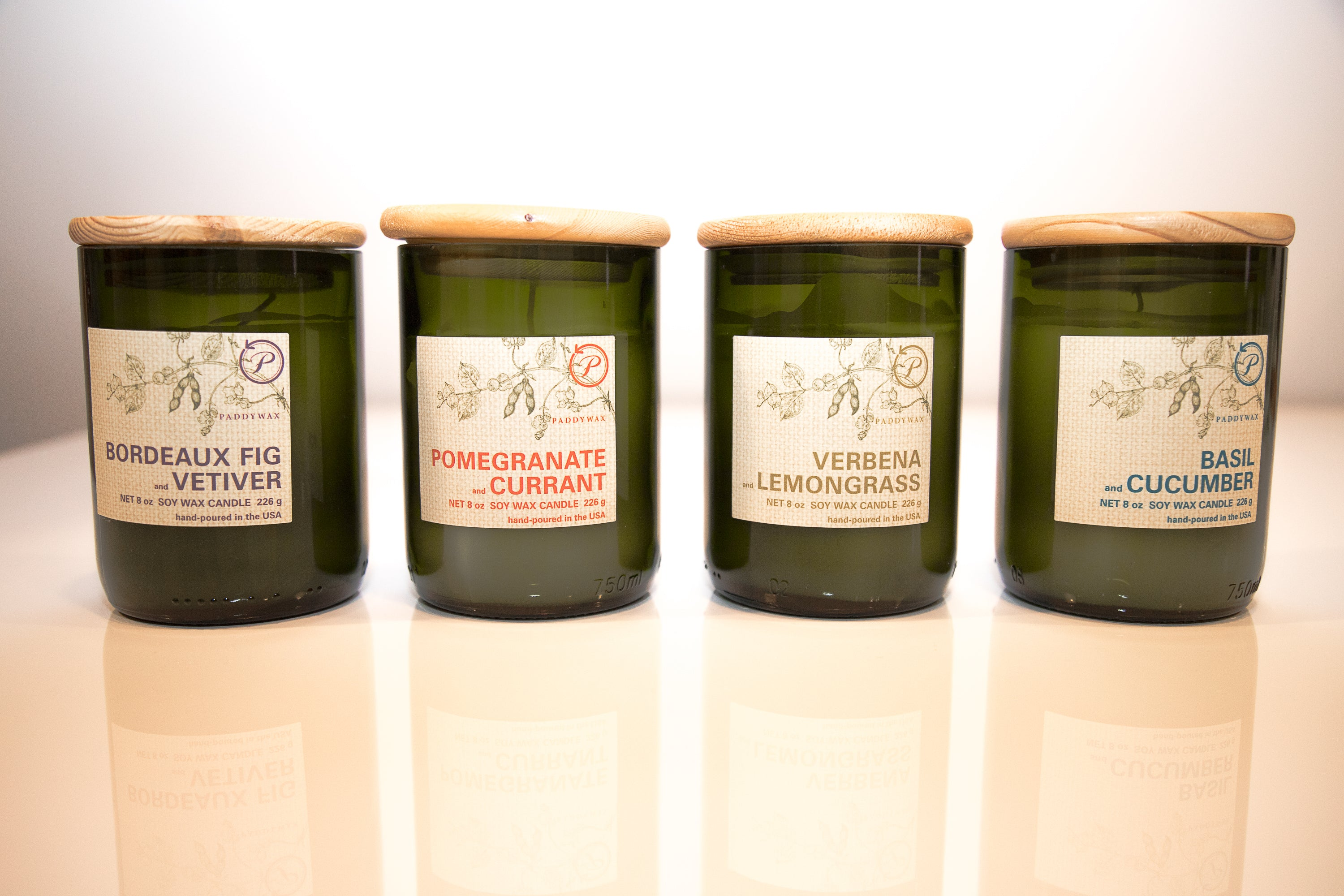 Bordeaux Fig And Vetiver Candle – David Robertson Design Studio