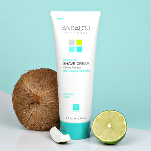 Botanical Shave Cream - COCONUT LIME