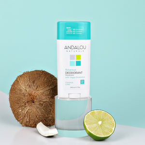 Botanical Deodorant - COCONUT LIME