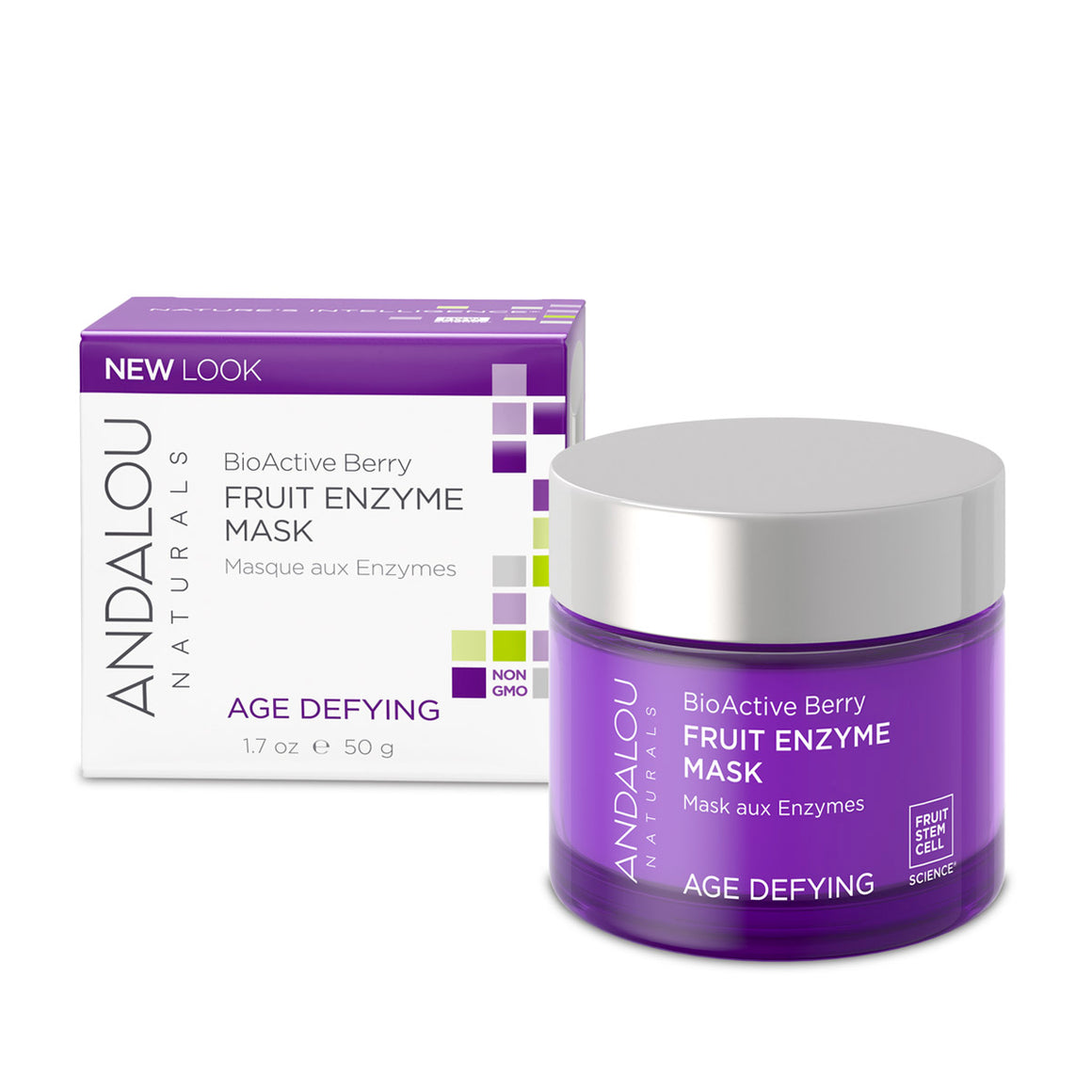 BioActive Berry Fruit Enzyme Mask