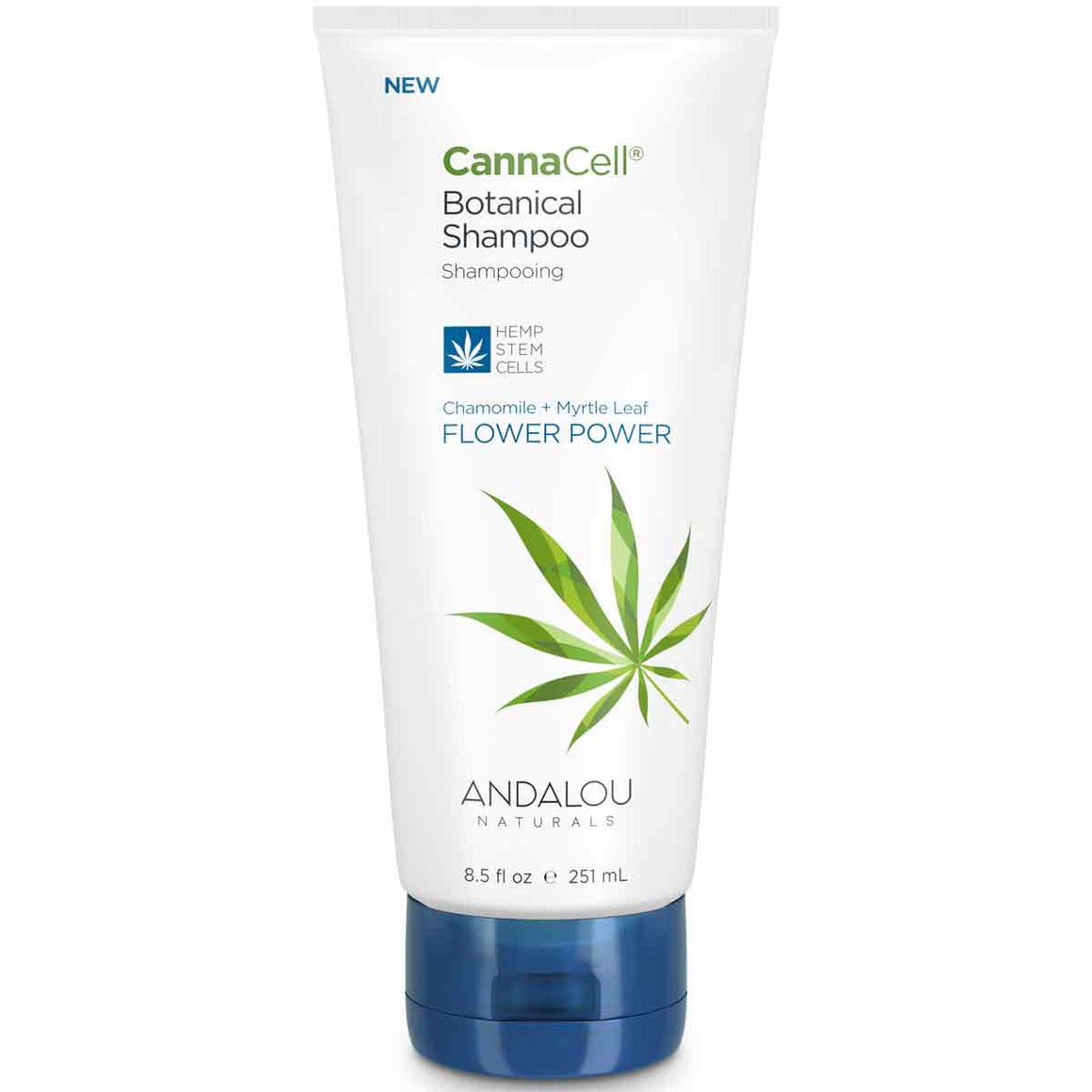 CannaCell® Botanical Shampoo - FLOWER POWER