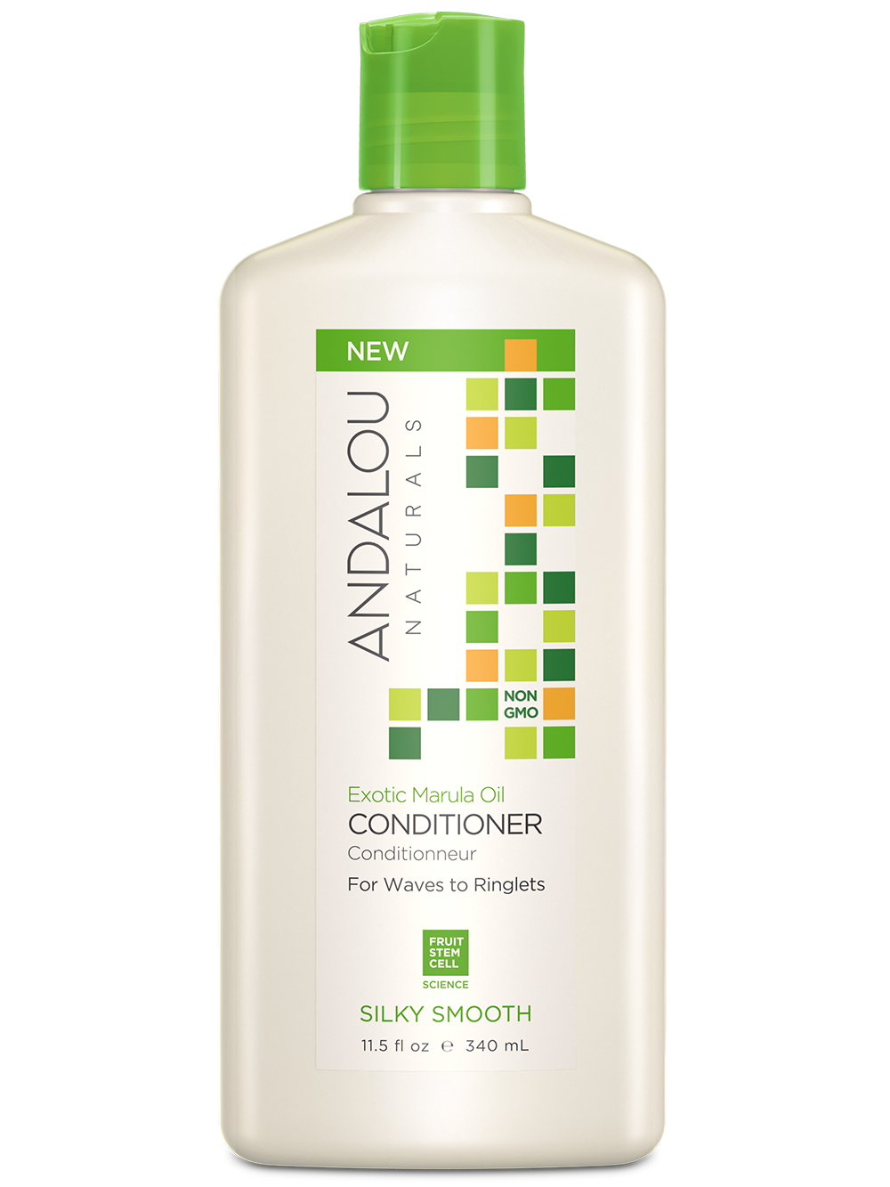 Exotic Marula Oil Silky Smooth Conditioner