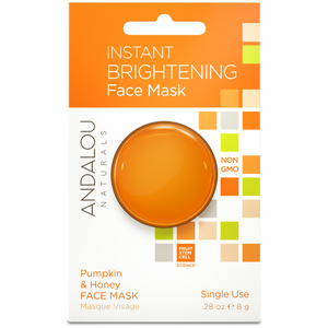 Instant Brightening Face Mask
