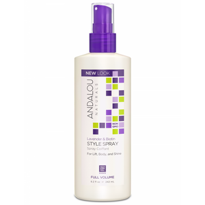 Lavender & Biotin Full Volume Style Spray