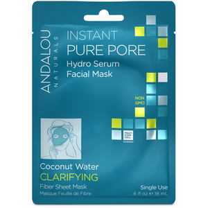 Instant Pure Pore Hydro Serum Facial Mask