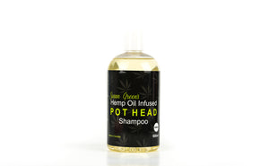 Hemp Oil Infused Pothead Shampoo