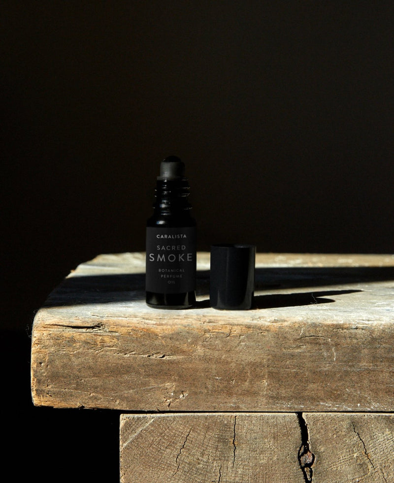 Sacred Smoke Botanical Perfume Oil