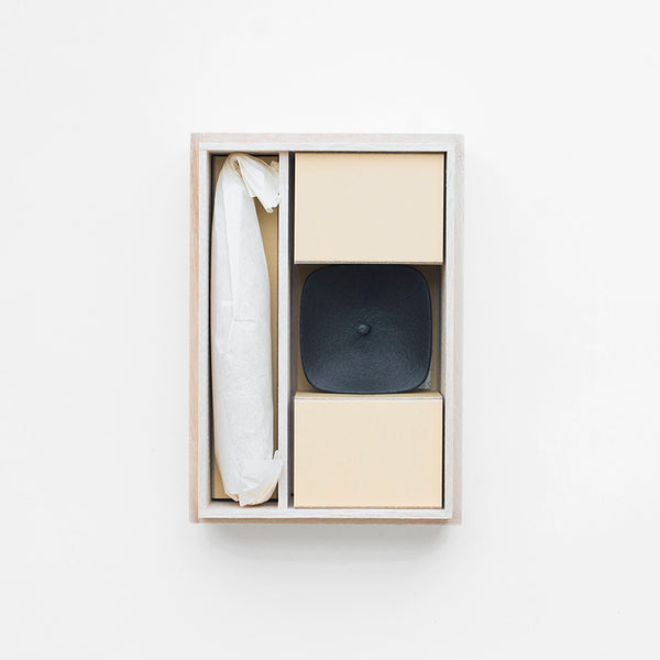 Tohaku candle 2 piece box set