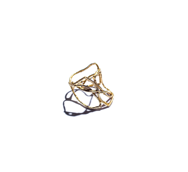 Willow Cage Ring