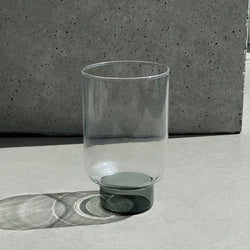 Aita Smoke Base Tall Glass