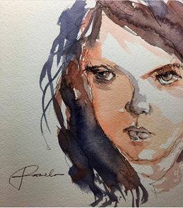 sample4_fem - Loose watercolor works