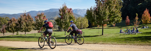ride to ringer reef winery
