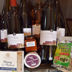 The Wine & Cheese Lover's Gift Pack