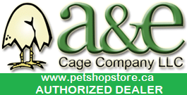 Authorized Dealer for A & E Cage Co