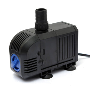 Aquarium Fish Tank HJ-1500 400GPH  Adjustable Micro Submersible Pump Power Head