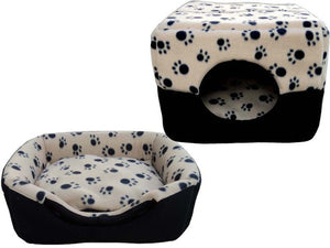 Pet Dog Multi-functional House Bed