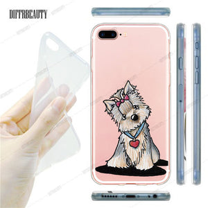 Yorkshire Terrier Phone Case