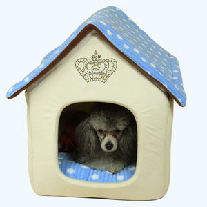 Luxury Dog Houses With Cushion