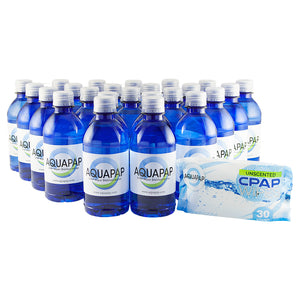 24-Pack Water (12 oz) & Wipes Combo