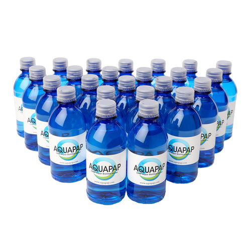 AQUAPAP Case (24 X 12 oz. bottles) FREE SHIPPING