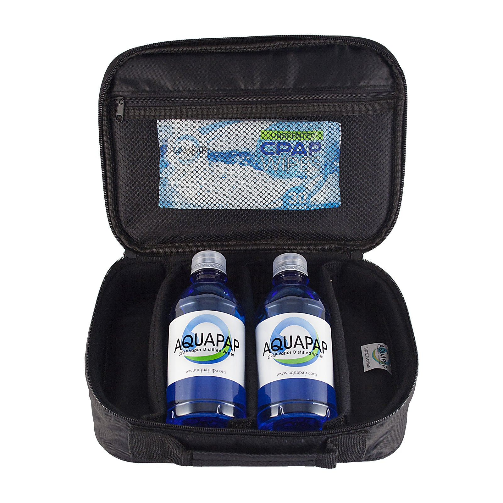 8e8aa96977a2 Weekender Refillable Travel Bag Set – Aquapap