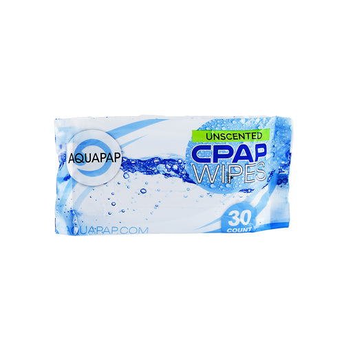 CPAP Wipes Unscented Fresh Pack 1 Month Supply (30 count)
