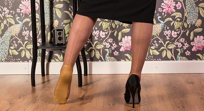 Seamed Stockings | 1950s Style Inspiration
