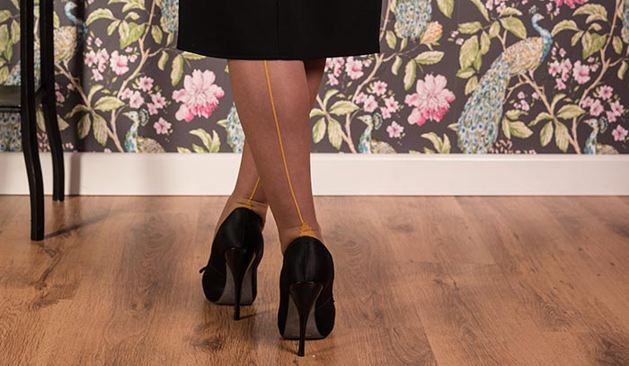 Seamed Stockings | 1950s Seamed Stockings