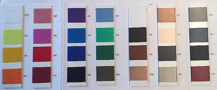 seamed stockings colour swatch
