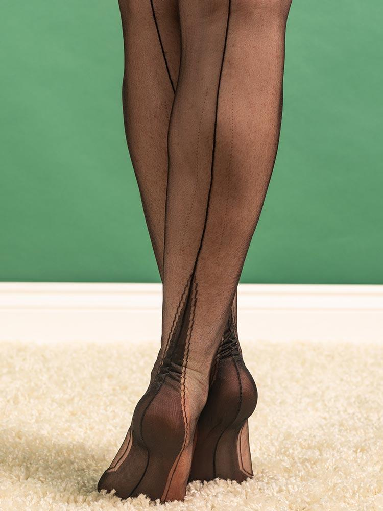Fully Fashioned Stockings | Stiletto Fully Fashioned Stockings
