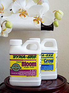 Dyna-Gro - Liquid Orchid Food  Liquid Bloom: 3-12-6 (N-P-K)