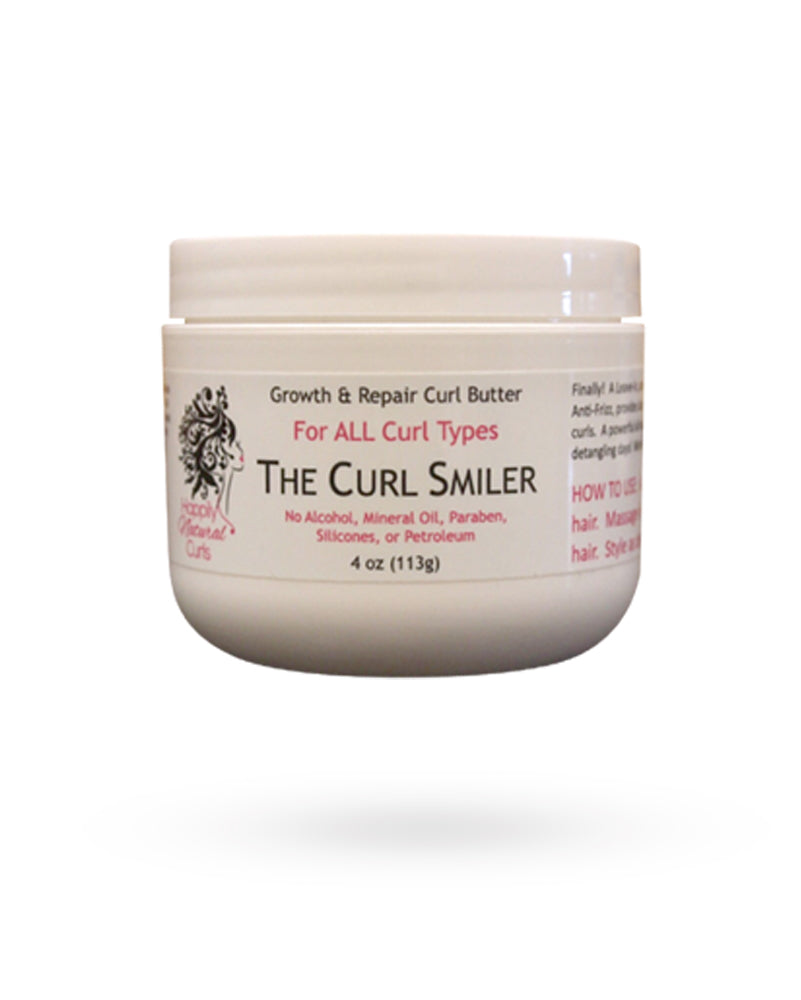 The Curl Smiler Growth & Repair Curl Butter w/ Coconut Oil