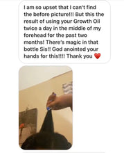 NO COCONUT OIL - The Curl Smiler Growth Oil