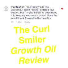 Load image into Gallery viewer, The Curl Smiler Growth & Repair Curl Butter w/ Coconut Oil