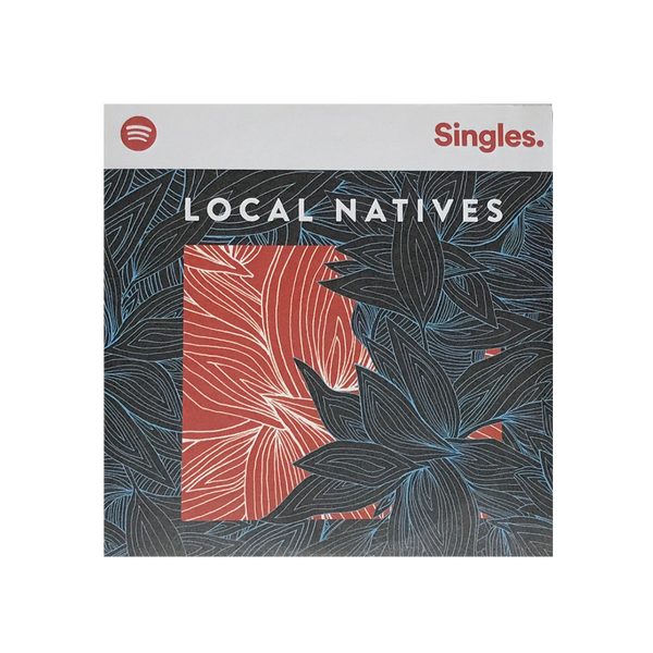 "7"" SPOTIFY SINGLES VOL. 002 - Local Natives"