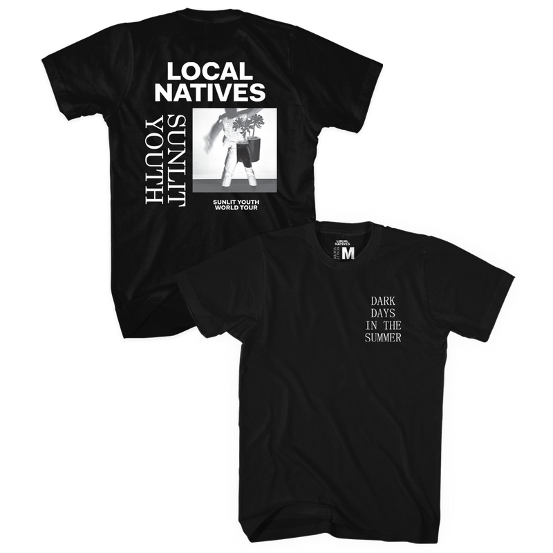 SUNLIT YOUTH TEE - Local Natives