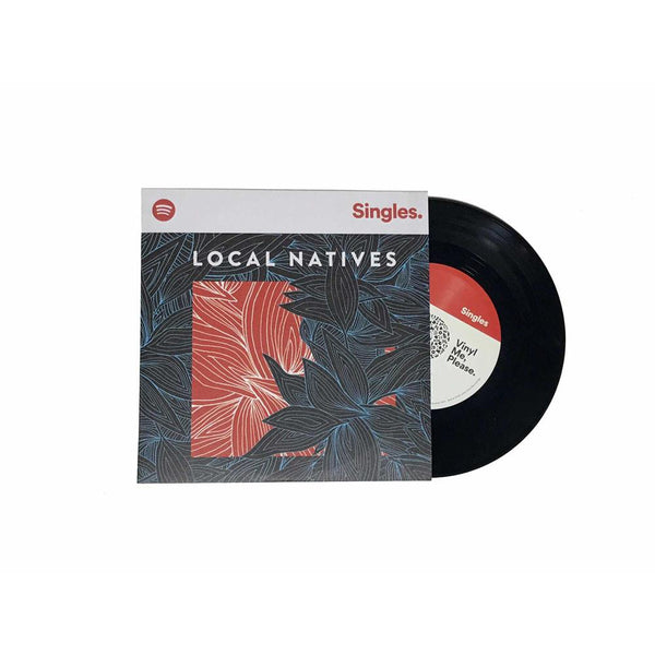 "7"" SPOTIFY SINGLES V.002 - Local Natives"