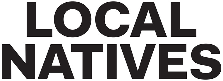 Local Natives  logo
