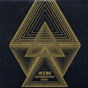 IKEBE SHAKEDOWN<BR>LP / CD<br>2011