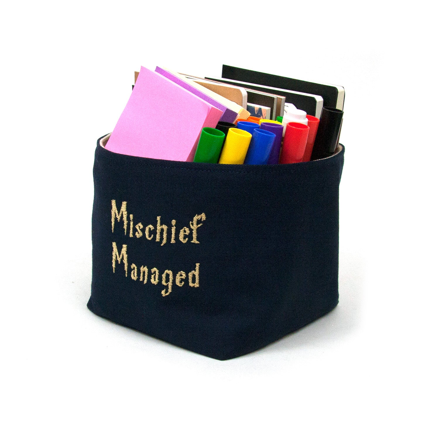 Mischief Managed Basket - Ravenclaw