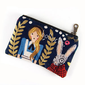 Alice in Wonderland Coin Purse - Bollocks