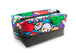 Compact Dopp Kit - Super Heroes